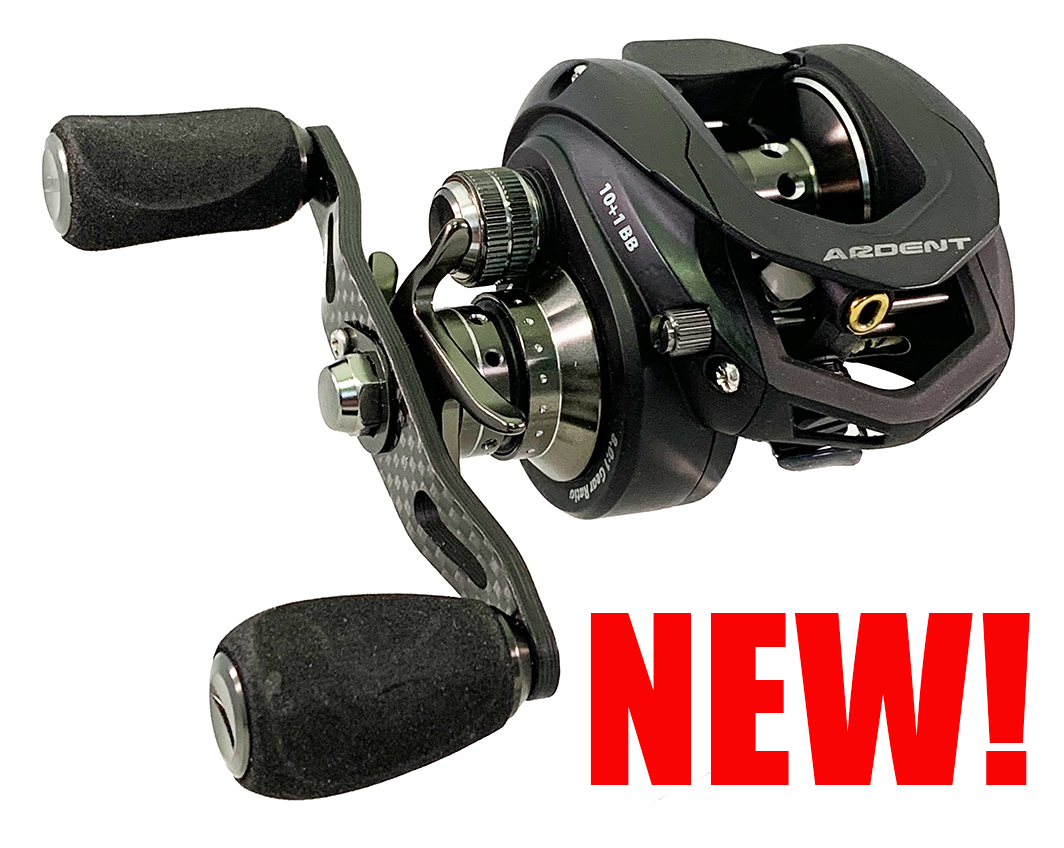 Ardent Apex Lightening Baitcaster