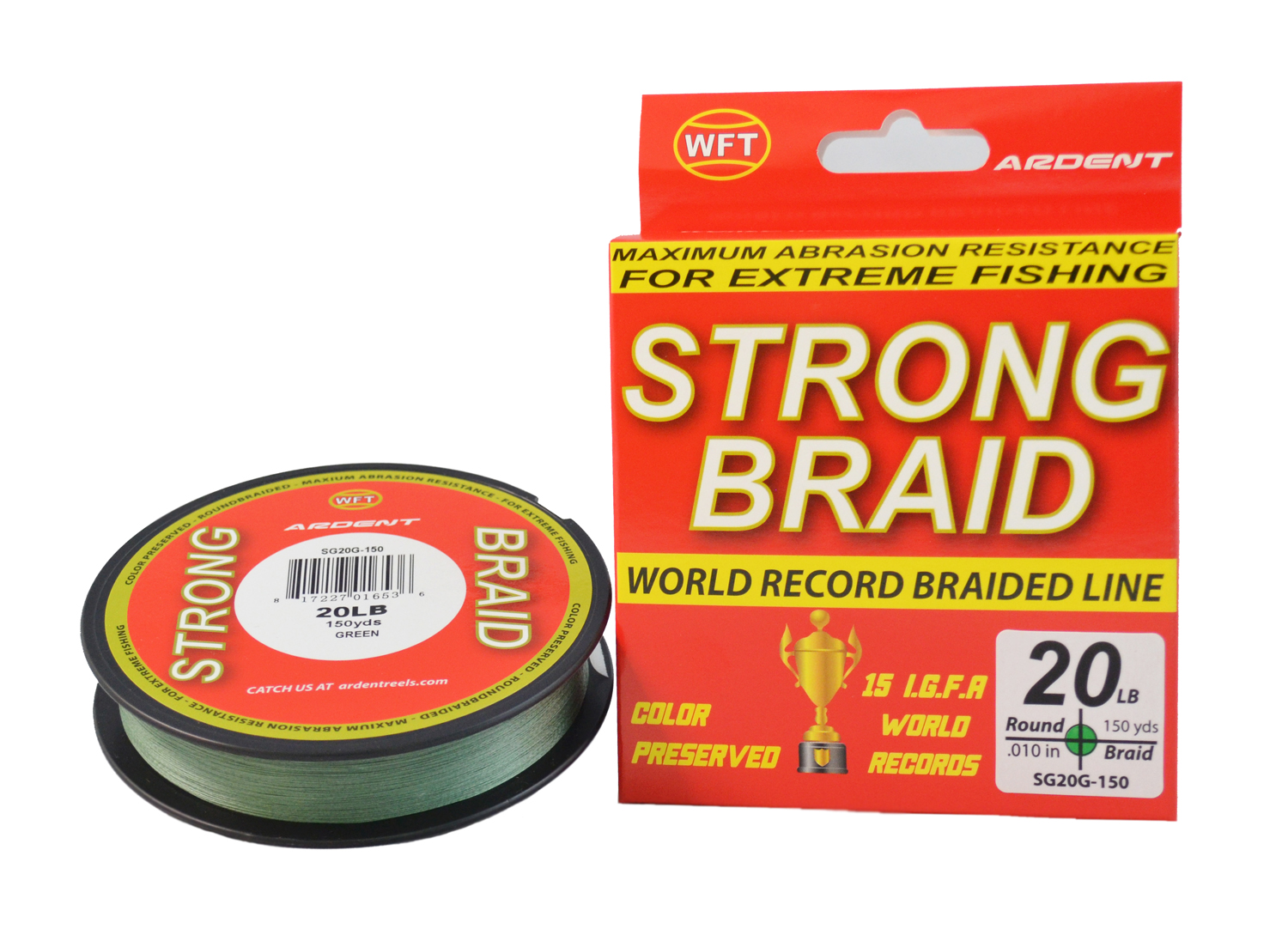 Fishing Line : Strong Braid